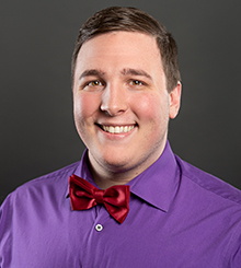 Headshot of Christopher Lucas, MA, LGSW