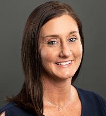 Headshot of Kelly Redd, MSW
