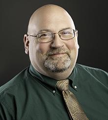 Headshot of Michael Haney, LCSW, LICSW