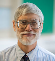 Headshot of John Parker, Jr., MD