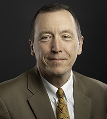 Headshot of Kevin Yingling, RPh, MD, FACP